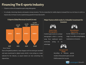 FINANCING THE E-SPORTS INDUSTRY