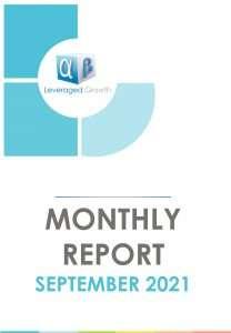 Monthly Snapshot –  September 2021